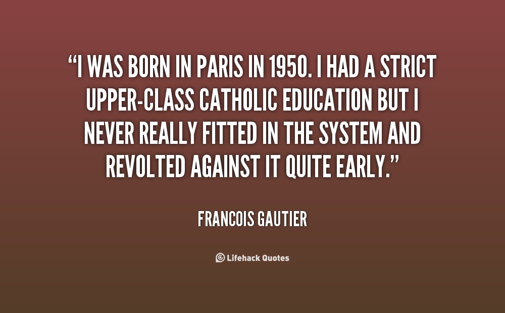 Catholic Quotes About Family: Catholic Education Quotes Inspirational. QuotesGram