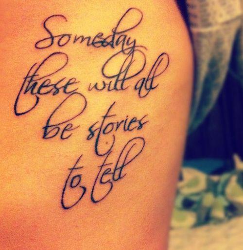 Tattoo Quotes And Poems Quotesgram: Trust Issues Quotes Tattoos. QuotesGram