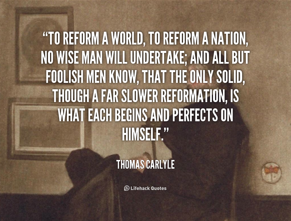 Reformation Quotes  Quotesgram