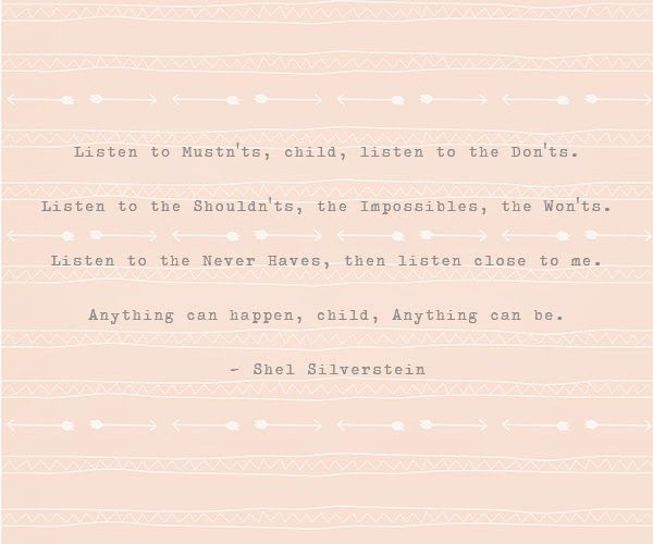 Shel Silverstein Quotes About Education: Shel Silverstein Quotes About Education. QuotesGram