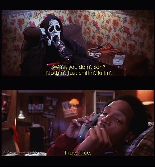 scary horror movie quotes quotesgram