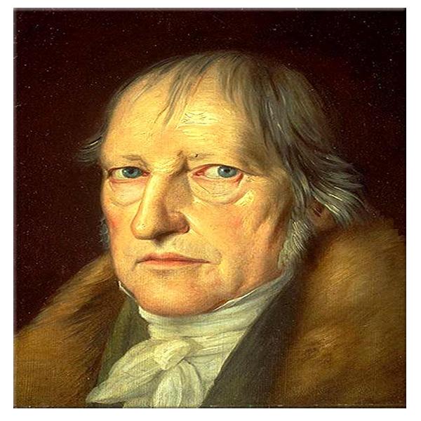 Georg Friedrich Hegel