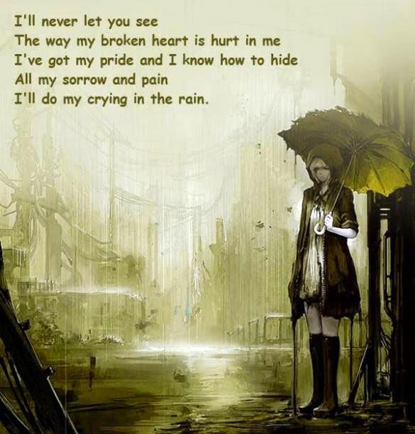 Rainy Sad Quotes. QuotesGram