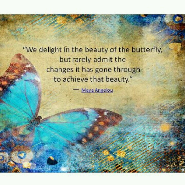 Inspirational Quotes About Positive: Butterfly Encouragement Quotes. QuotesGram