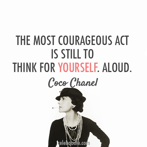 Coco Chanel Famous Quotes: Coco Chanel Quotes About Pearls. QuotesGram