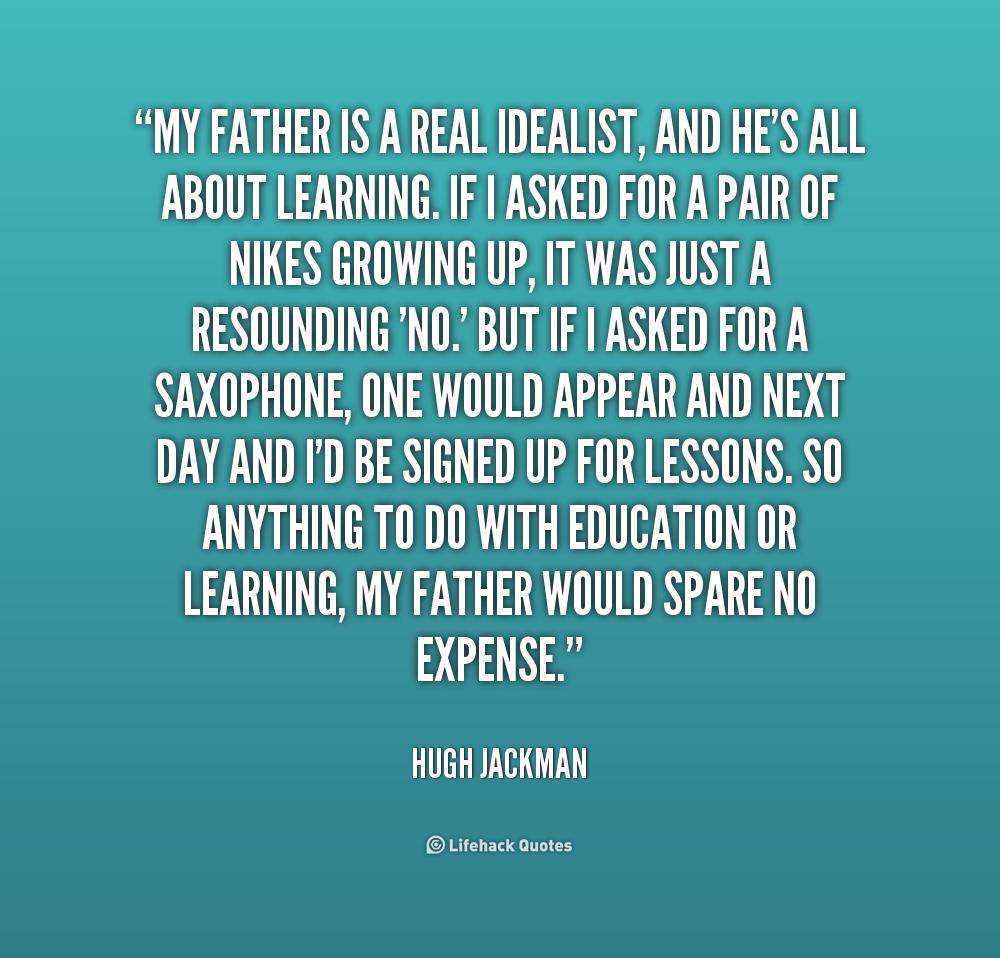 A Dad Quote: True Father Quotes. QuotesGram