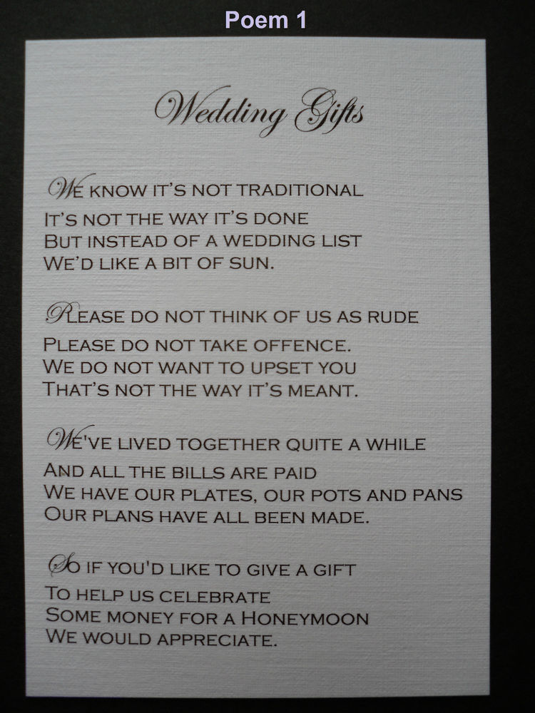 No Gifts Wedding: Quotes About Asking For Money. QuotesGram