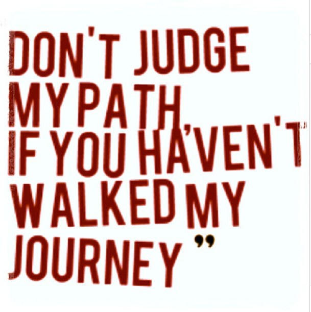 Passing Judgement On Others Quotes. QuotesGram