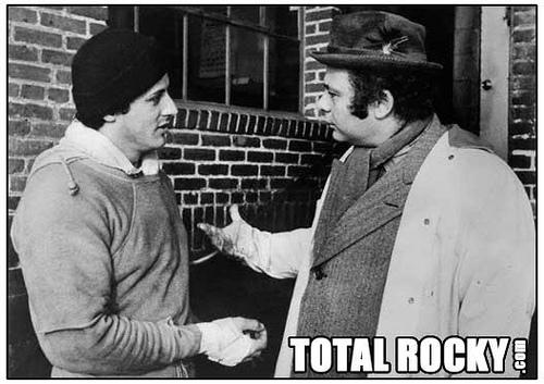 Rocky Paulie Quotes. QuotesGram