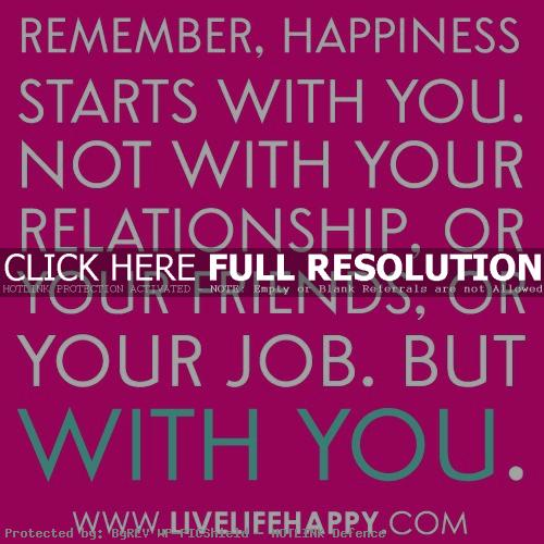 Cute Quotes On Life And Happiness: Happiness Quotes And Sayings Cute. QuotesGram