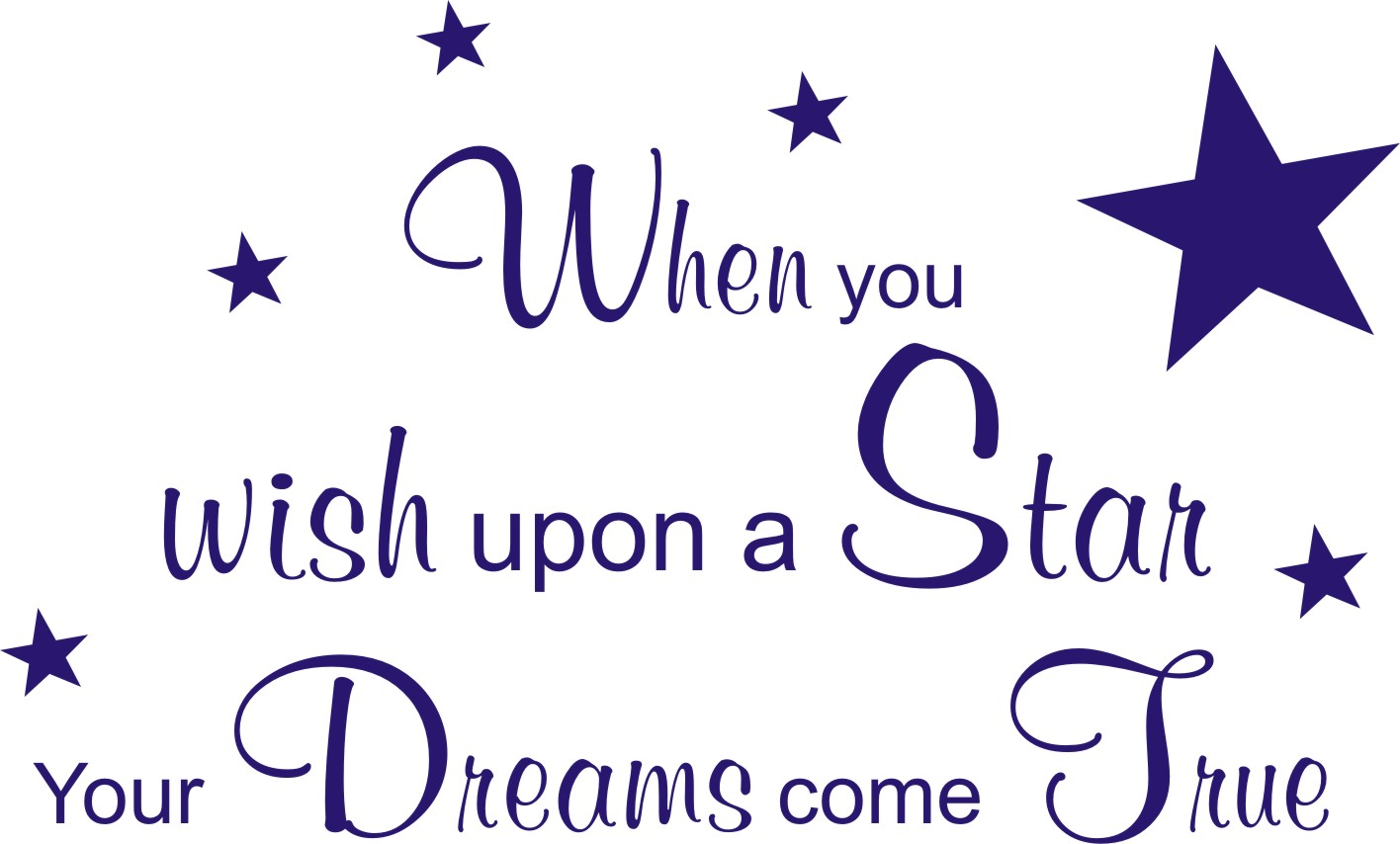 Money Falling Png Wish Upon A Star Quote...