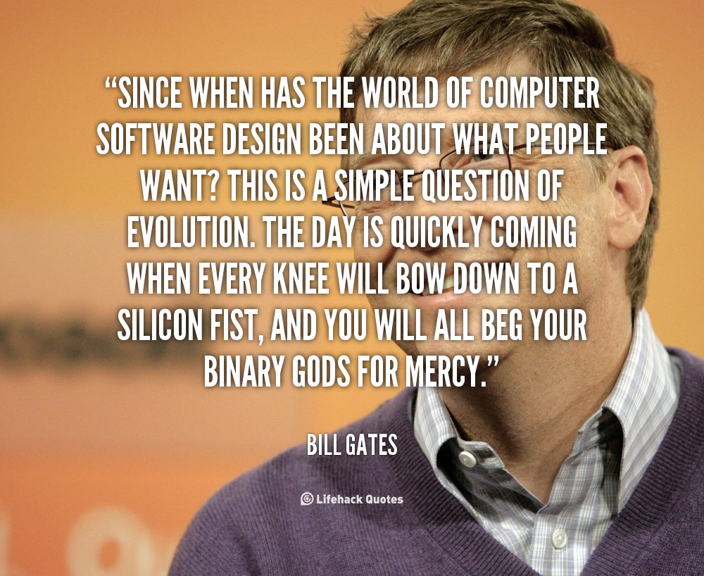 Computer Science Quotes Quotesgram: Computer Quotes Bill Gates. QuotesGram