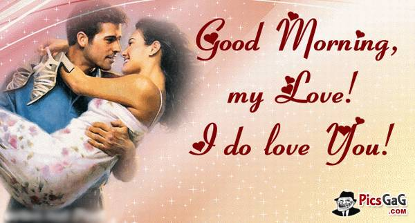 Love to good my say morning 42 Good