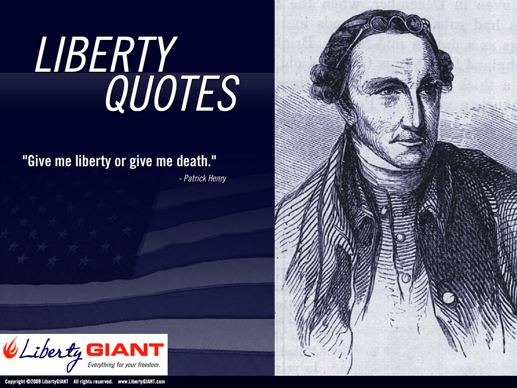 Famous Quotes On Liberty. QuotesGram