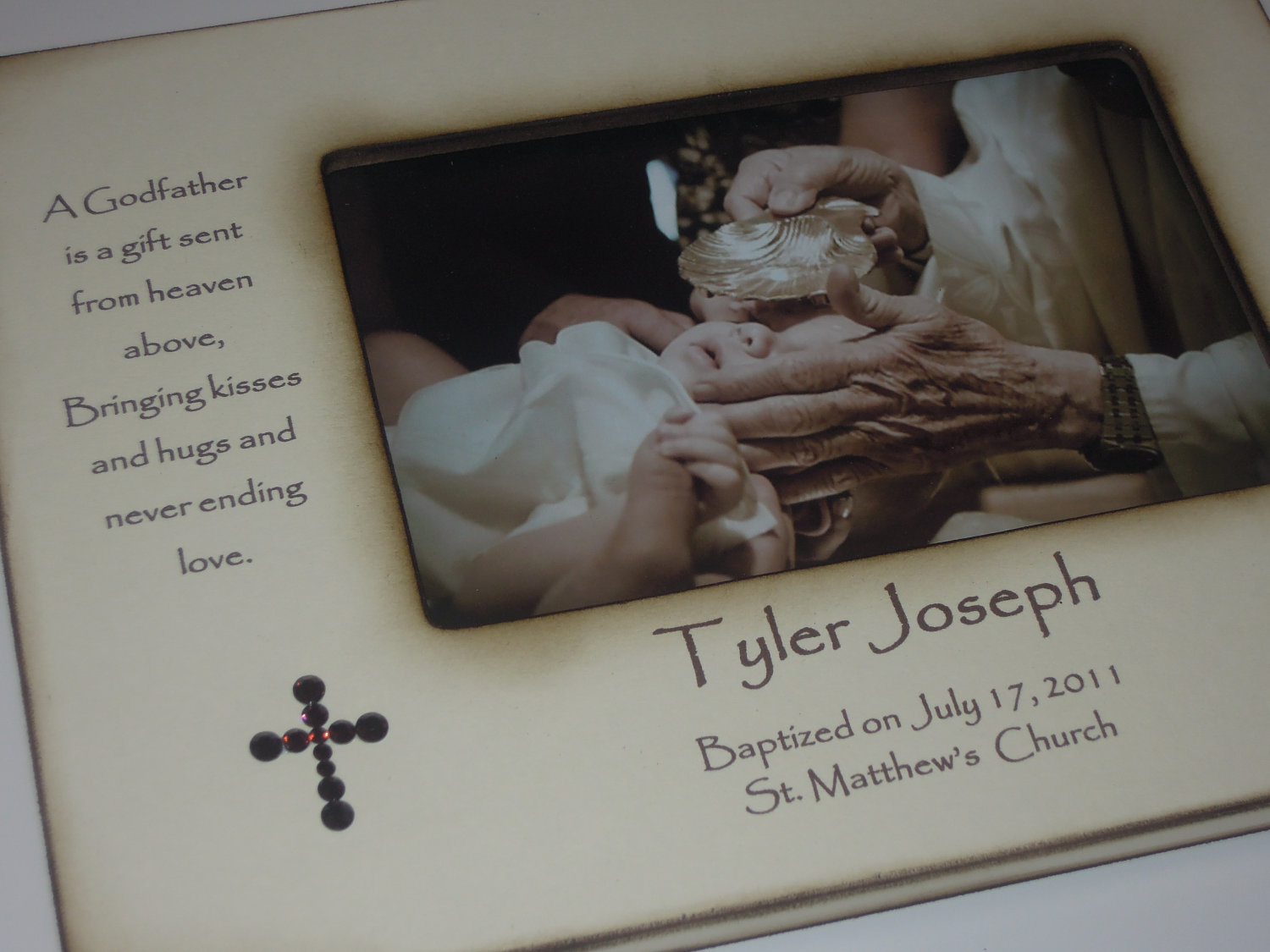 Baptism From Godparents Quotes. QuotesGram