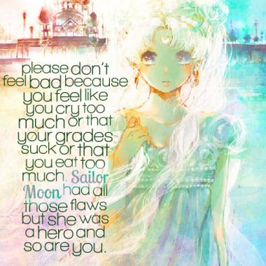 Sailor Moon Quotes Quotesgram