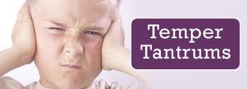 Temper tantrum in adult