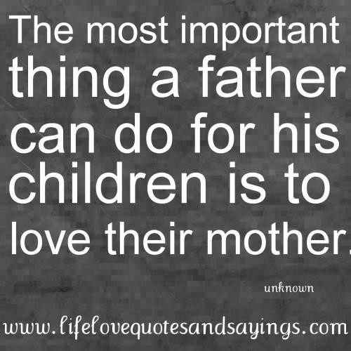 Inspirational Quotes For New Father. QuotesGram