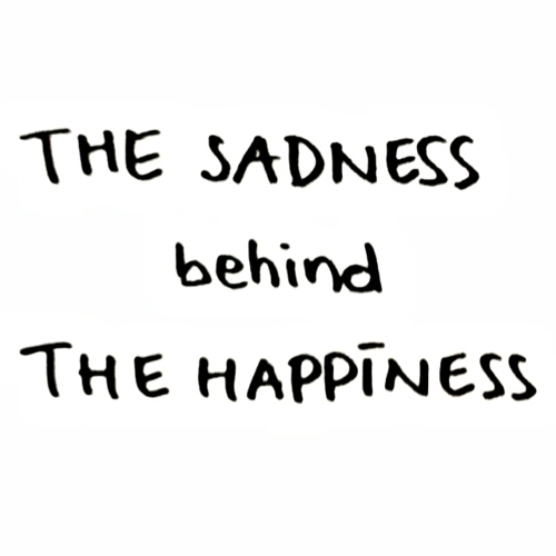 Quotes About Sadness: Black And White Quotes About Happiness. QuotesGram