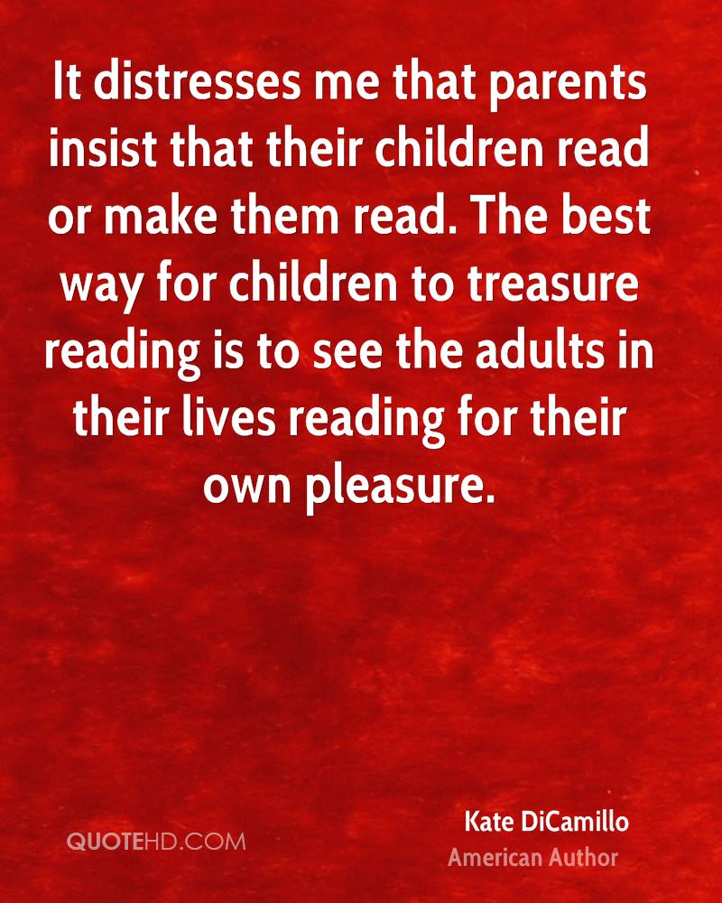 Quotes About Parents Love And Support Kate DiCamillo Quotes....