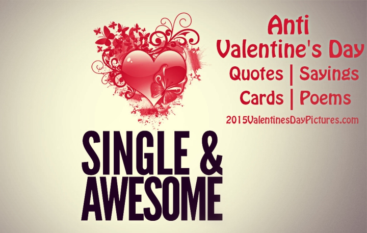 Singles Quotes Funny Valentines Day. QuotesGram