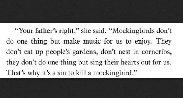 essay on to kill a mockingbird with quotes