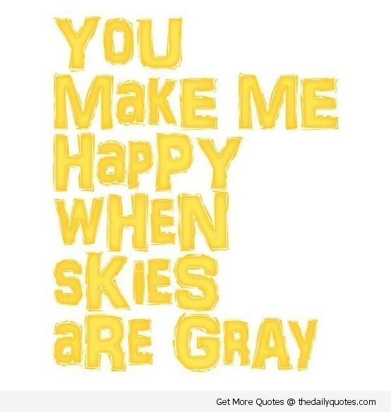 You Make Me Happy Quotes. QuotesGram