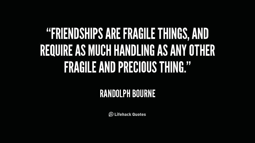 The Brilliance of Randolph Bourne