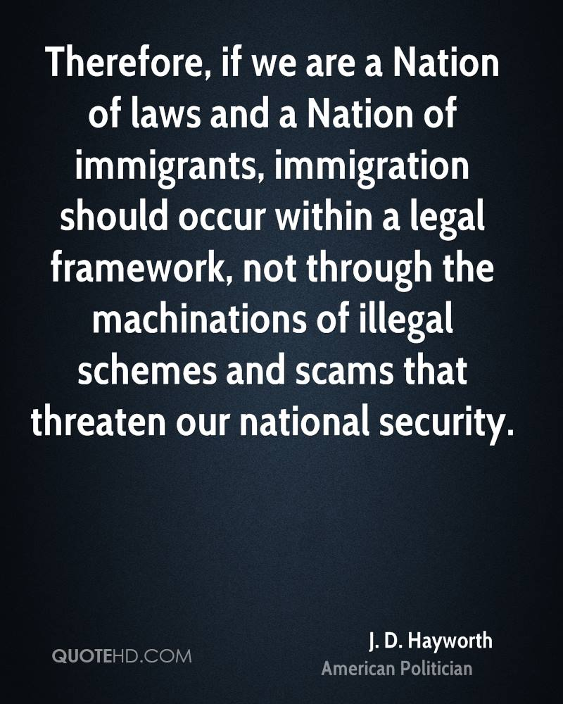 a nation of immigrants This week, the uscis changed their mission statement, removing the phrase  nation of immigrants, causing many to question what is the true.