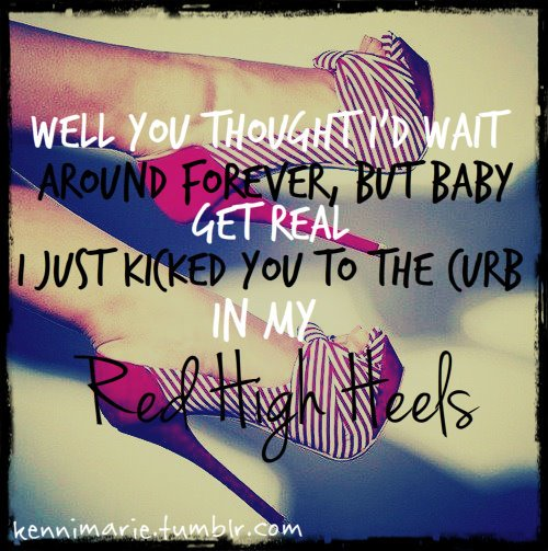 high heels tumblr quotes - photo #9