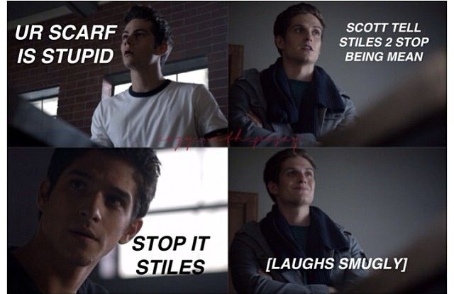 Dan Wolfe Quotes: Funny Quotes Teen Wolf. QuotesGram