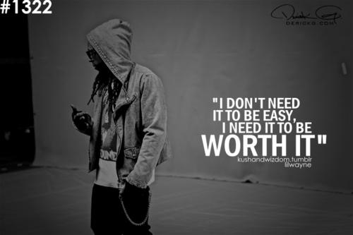 Love Lil Wayne Quotes. QuotesGram