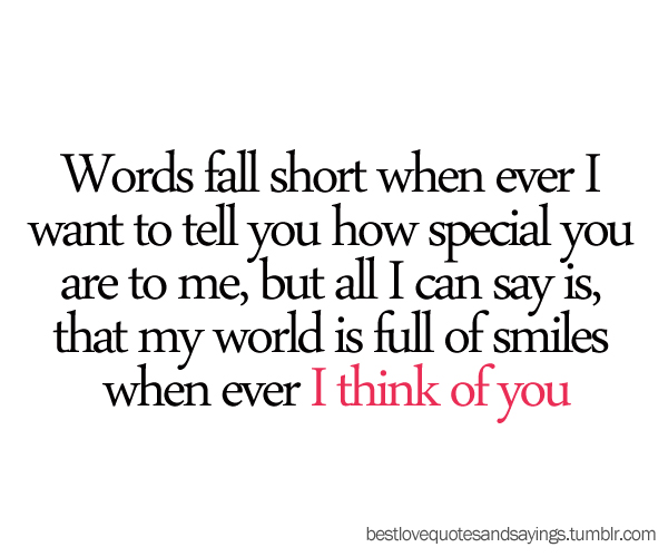 Love sweet quotes i for her you 110+ Sweet