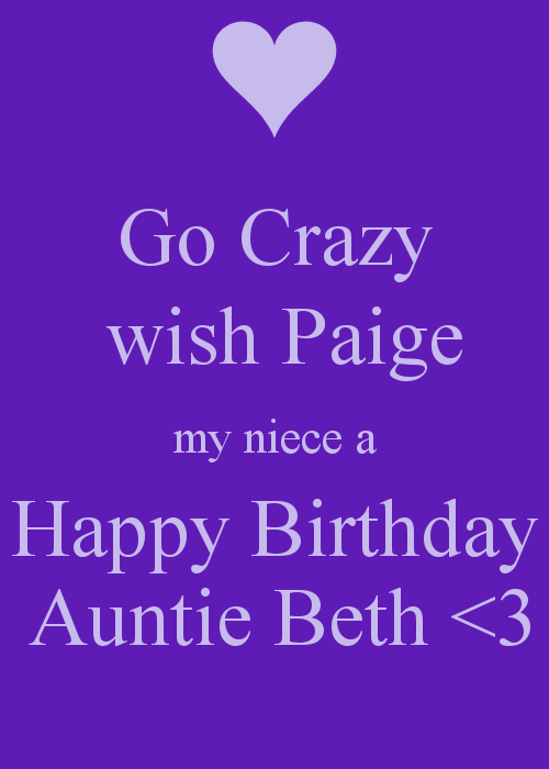 Happy Birthday Niece Images For Facebook ~ My niece birthday quotes for fb quotesgram