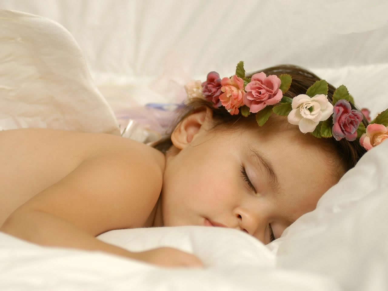 Cute Sleeping Baby Quotes Quotesgram