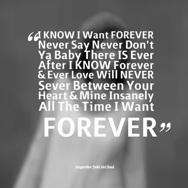 Never Say Never Quotes. QuotesGram   600 x 600 png 105kB