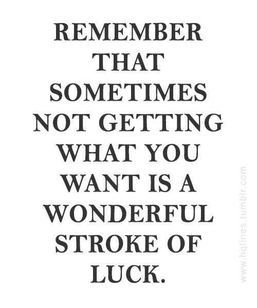 Positive quotes good luck quotesgram Things that give you bad luck