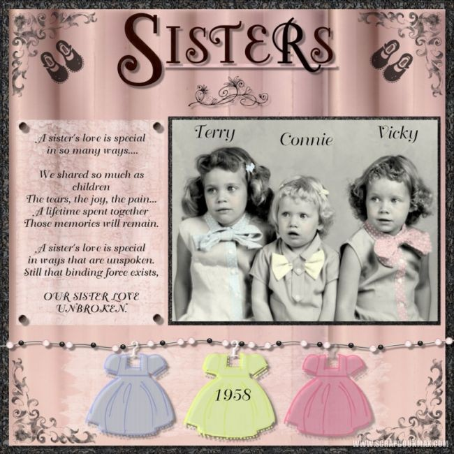 Uff I Have No Sister I Need A Sister: Brother And Sister Quotes For Scrapbooking. QuotesGram