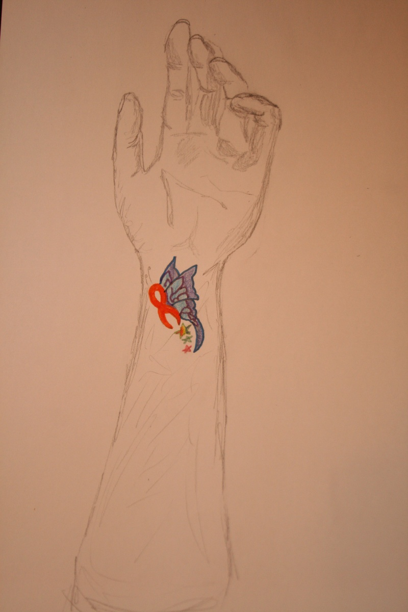 the butterfly project self harm The butterfly project self harm on my heart recently and i just love this ^.