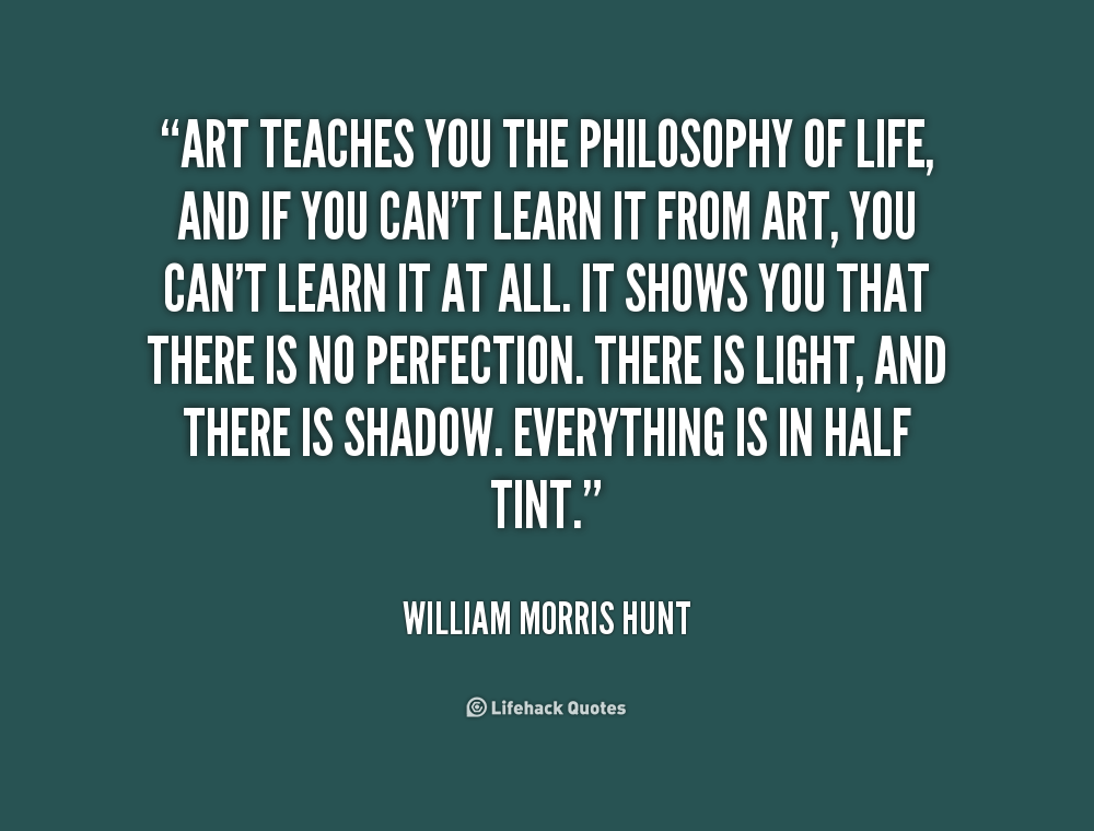 Art Quotes: Art Quotes About Life. QuotesGram