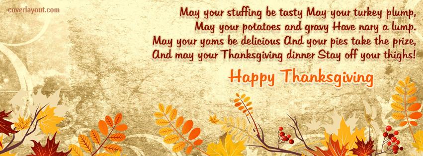 Spiritual Thanksgiving Facebook Cover Quotes Quotesgram