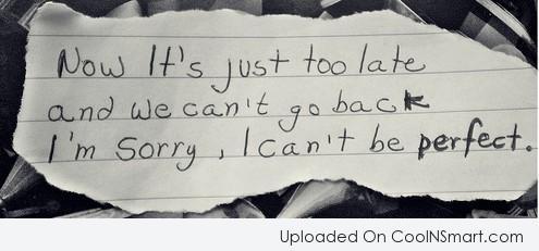 Im Sorry I Cheated Quotes Quotesgram