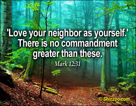 essay on how to love your neighbor as yourself