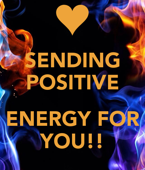 Sending Positive Energy Quotes. QuotesGram