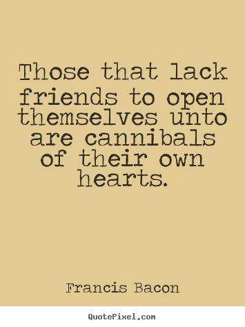 francis bacon essays of friendship