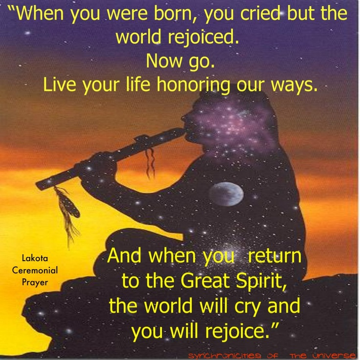 Prayer Quotes For Death In Family: Native American Quotes About Death. QuotesGram