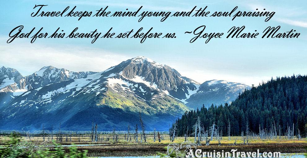 Alaska Quotes Looking For Alaska: Quotes On Alaskas Beauty. QuotesGram