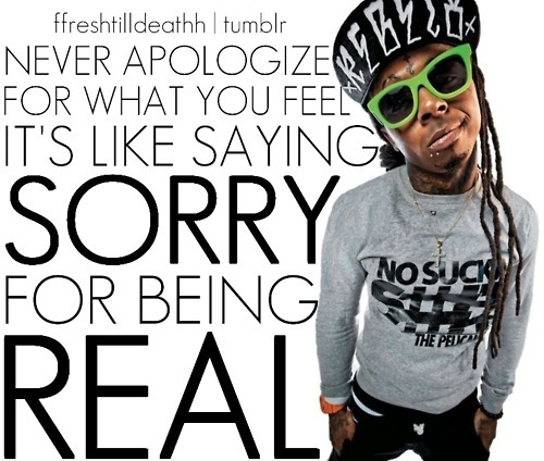 Rap Quotes About Being Real. QuotesGram
