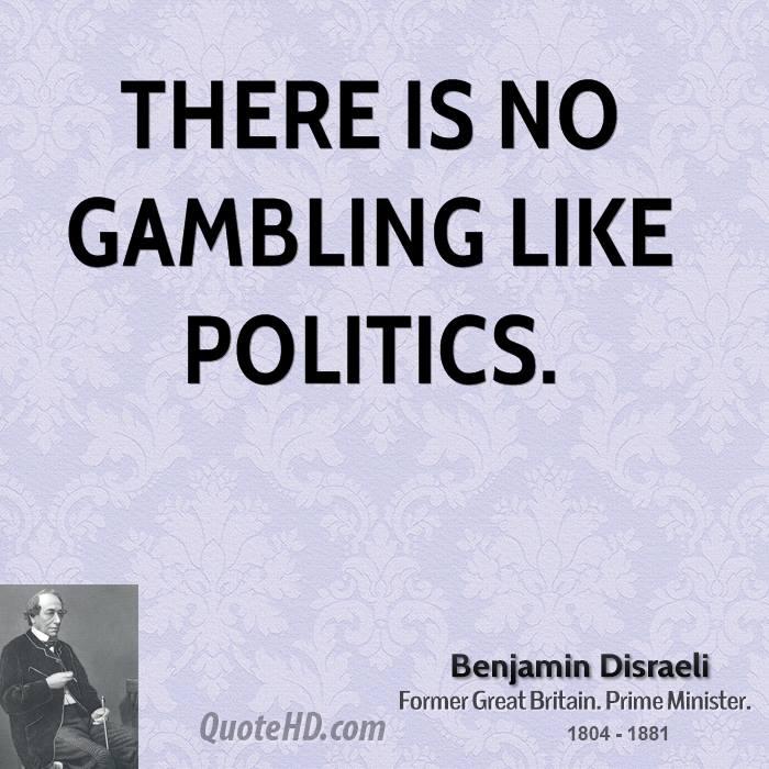 Gamblers Sayings