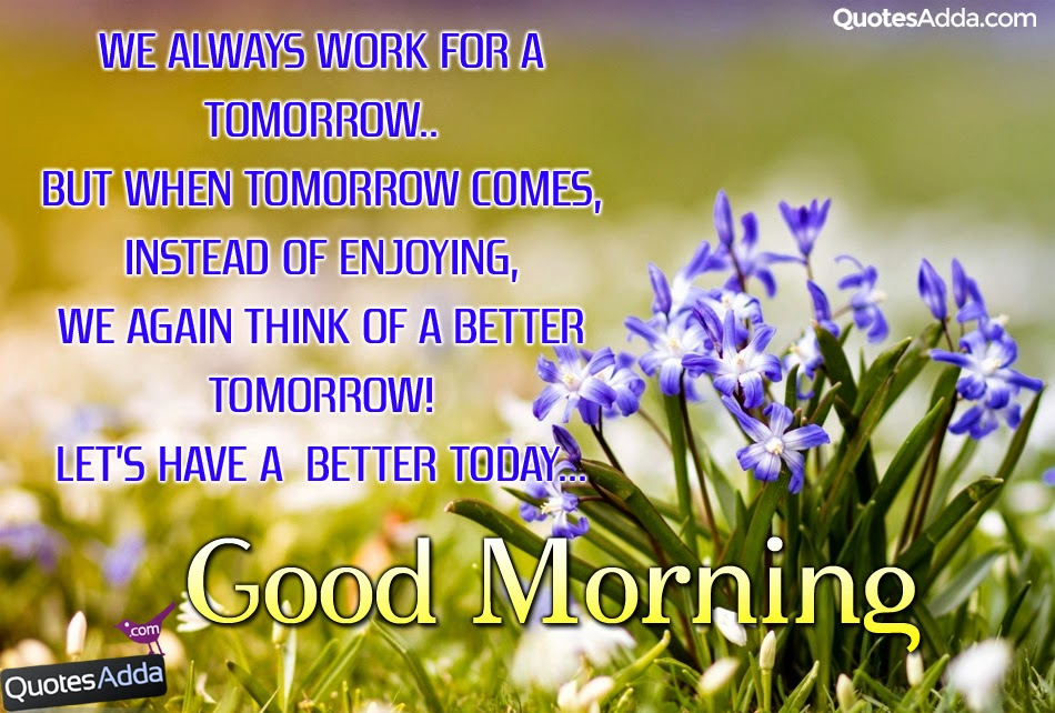 Best Good Morning Quotes Quotesgram: Good Morning Work Quotes. QuotesGram